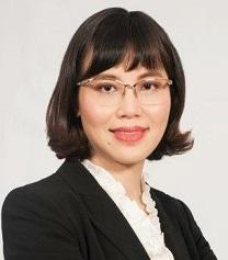 Bà Nguyễn Ánh Vân, Phó Tổng giám đốc LienVietPostBank. Ảnh: LPB.