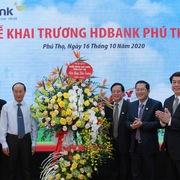 HDBank đi vào hoạt động tại Phú Thọ