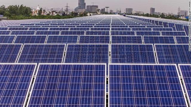 Điện mặt trời - 'tân vương' tiềm năng của ngành năng lượng