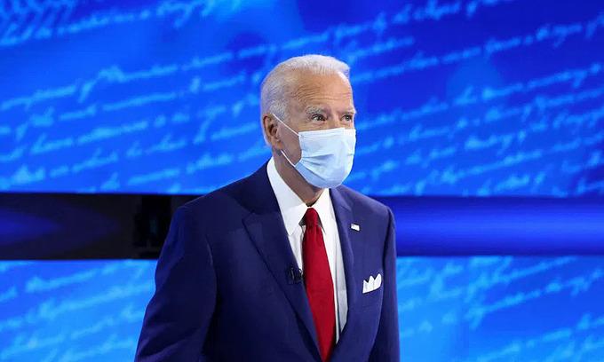Phiên hỏi đáp của Biden nhiều người xem hơn Trump