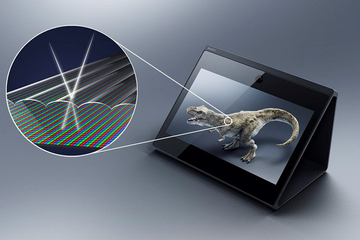 Sony gây chú ý với màn hình 3D 'siêu thực tế' trị giá 5.000 USD