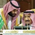 <p> Hoàng gia Saudi Arabia được mệnh danh là gia đình giàu có nhất thế giới. Ước tính, 15.000 thành viên của gia tộc này sở hữu khối tài sản trị giá 1.400 tỷ USD, theo Business Insider. Tuy nhiên, số tiền khổng lồ tập trung vào khoảng 2.000 người. Năm 2015, vua Salman bin Abdulaziz Al Saud lên ngôi vương, trở thành người giàu nhất gia tộc với tổng tài sản trị giá 18 tỷ USD. Ảnh: <em>The Scoop.</em></p>