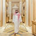 <p> Sở hữu một phần khối tài sản kếch xù này, Thái tử Mohammed bin Salman Al Saud, người thừa kế tương lai của Saudi Arabia, cũng nổi tiếng với những khoản chi tiêu hào phóng. Thái tử Mohammed từng vung tay chi hàng trăm triệu USD mua các xa xỉ phẩm. Ảnh: <em>Koin.</em></p>