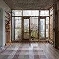 <p> Nhờ vị trí lô đất cũng như phong cách thiết kế, toàn bộ không gian trong nhà đều ngập tràn ánh sáng tự nhiên.</p>