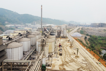 Hóa chất Đức Giang lãi 705 tỷ đồng sau 9 tháng, vượt kế hoạch năm