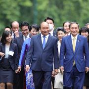 Kinh tế Việt - Nhật ngày càng gần nhau