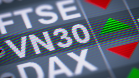 VN30-Index đã tăng so với cuối năm 2019