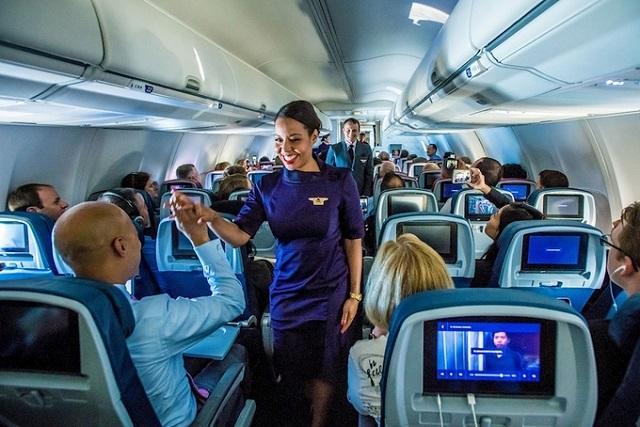 Trúng tuyển tiếp viên hàng không khó hơn đậu Harvard