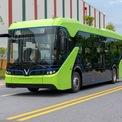 VinFast chạy thử xe buýt điện, sạc đầy pin trong 2 giờ
