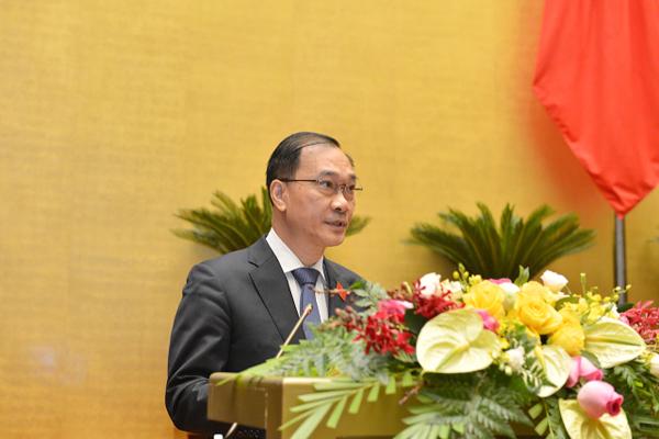 Chủ nhiệm Ủy ban Kinh tế Quốc hội: 'Đề nghị Chính phủ xây dựng mục tiêu tăng trưởng kinh tế giai đoạn tới thận trọng'
