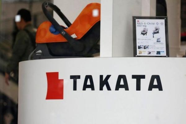 Takata tiếp tục 'dính chàm' với lỗi dây đai an toàn