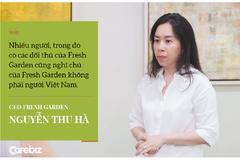 Chủ nhân bí ẩn của 60 cửa hàng Fresh Garden: Dân chứng khoán rẽ ngang vì mê bánh, 10 năm chưa chi một đồng cho Marketing