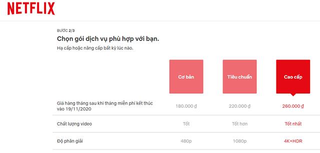 Sẽ truy thu thuế với Netflix tại Việt Nam