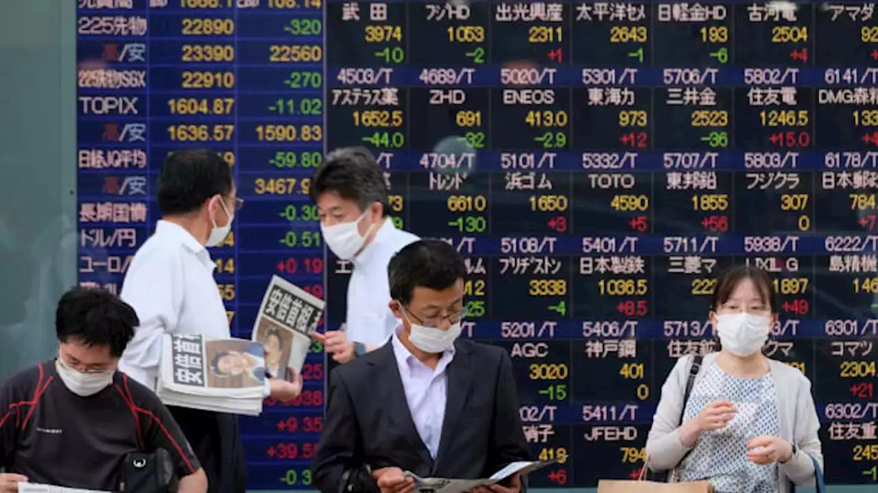 Trung Quốc giữ nguyên lãi suất cho vay, chứng khoán châu Á trái chiều