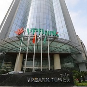 VPBank báo lãi tăng 30% sau 9 tháng
