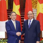 Việt Nam, Nhật Bản trao đổi 12 văn kiện hợp tác trị giá gần 4 tỷ USD
