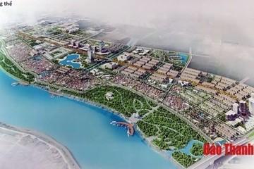 Dự án khu đô thị gần 13.000 tỷ đồng ở TP Thanh Hóa về tay Eurowindow