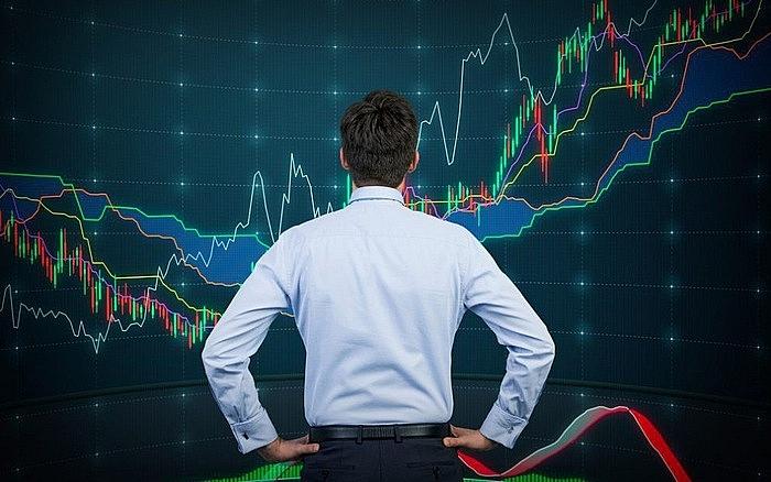 Cổ phiếu ngân hàng tiếp tục dẫn dắt, VN-Index tăng điểm