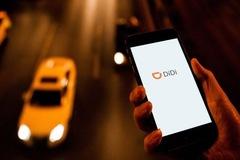 Hãng xe công nghệ Didi Chungxing nhắm tới mức định giá hơn 60 tỷ USD