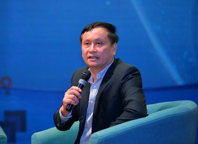 Ông Nguyễn Sơn, Chủ tịch Hội đồng quản trị Trung tâm Lưu ký chứng khoán (VSD)