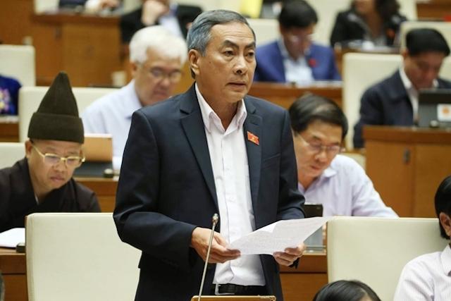 Đại biểu Quốc hội Phạm Văn Hoà (Đồng Tháp).