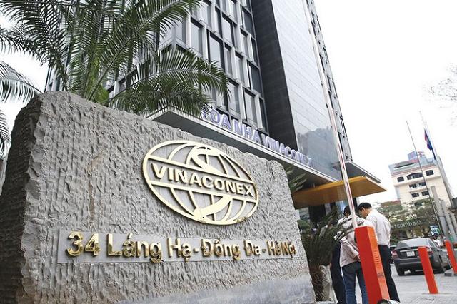 Vinaconex muốn mua tối đa hơn 44 triệu cổ phiếu quỹ