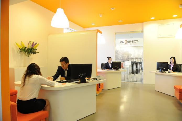 VNDirect riêng lẻ lãi quý III đạt 253 tỷ đồng