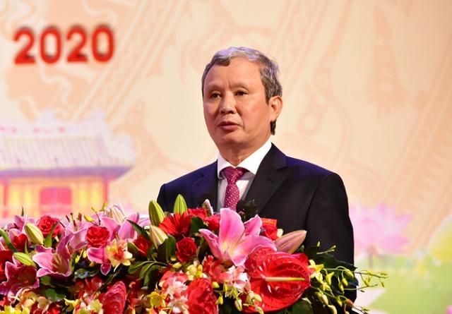 Ông Lê Trường Lưu, Bí thư Tỉnh ủy Thừa Thiên Huế