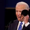 """<p class=""""Normal""""> """"Người chịu trách nhiệm cho những cái chết kể trên không nên tiếp tục là tổng thống Mỹ"""", Biden nói.</p>"""