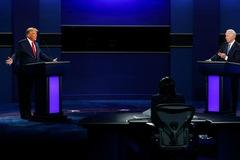 Những màn đấu khẩu tại phiên tranh luận Trump - Biden cuối cùng