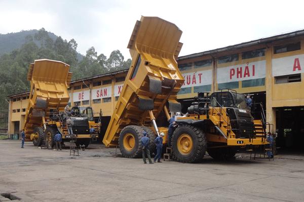Mỏ Việt Bắc TKV chào sàn HNX giá 14.800 đồng/cp