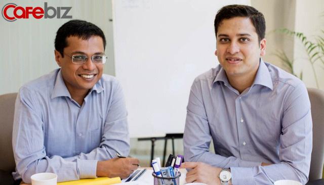 Hai cựu nhân viên bỏ việc, bắt chước Amazon bán sách online và tạo nên đế chế 24 tỷ USD