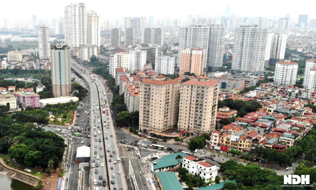 Thị trường chung cư Hà Nội 9 tháng qua các con số