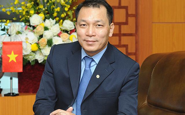 Thứ trưởng Công Thương Đặng Hoàng An.