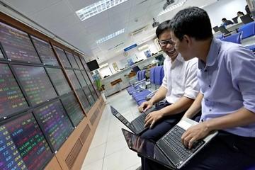 Cổ phiếu tỷ trọng lớn trong MSCI Frontier Markets 100 Index bứt phá, VN-Index lên hơn 11 điểm
