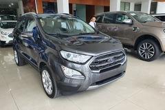 Ford EcoSport 2020 mới trình làng đã phải giảm giá bán
