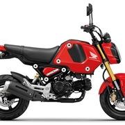 Honda MSX 125 Grom 2021 nâng cấp hộp số 5 cấp