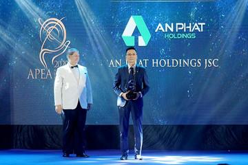 An Phát Holdings đạt giải thưởng doanh nghiệp và doanh nhân xuất sắc khu vực châu Á - Thái Bình Dương