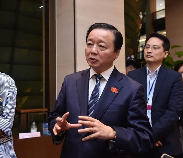 Bộ trưởng Trần Hồng Hà: Cần thận trọng với các dự án thủy điện nhỏ - Ảnh 1.