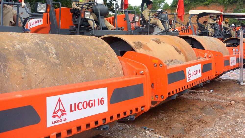 Thành viên HĐQT Licogi 16 tiếp tục đăng ký mua 1 triệu cổ phiếu LCG