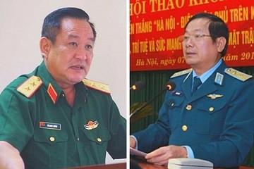 Bộ Quốc Phòng có thêm 2 Thứ trưởng
