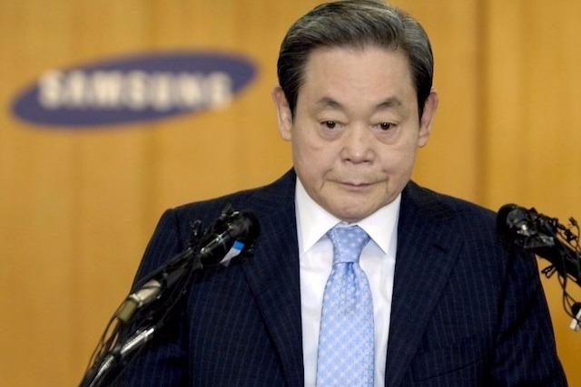 Lee Kun-hee - người đưa Samsung từ vô danh thành gã khổng lồ