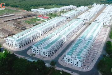 LDG xây 680 căn nhà tại dự án Viva Park, Đồng Nai khi chưa được giao đất