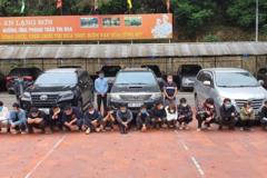 Phát hiện 20 người nước ngoài nhập cảnh trái phép trên cao tốc Hà Nội-Hải Phòng