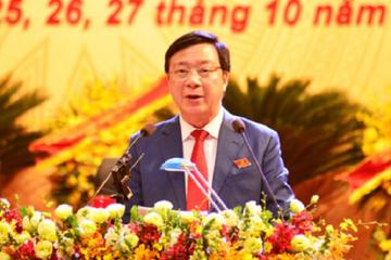 Ông Phạm Xuân Thăng làm Bí thư Tỉnh ủy Hải Dương
