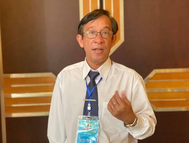 ông Huỳnh Ngọc Diệp, Giám đốc Công ty CP Thủy sản 584 Nha Trang.