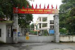 Tổng công ty Đức Giang chia cổ tức tiền mặt 35%
