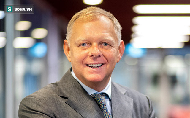 Tiến sĩ Burkhard Schrage, Chủ nhiệm bộ môn Quản trị tại khoa Kinh doanh và Quản trị, Đại học RMIT.