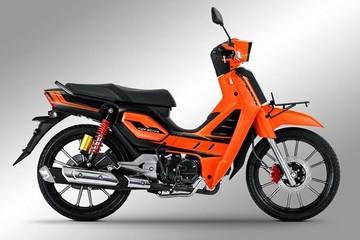 Xe máy số 'Made in Thailand' giá từ 27 triệu, thiết kế giống Honda Dream