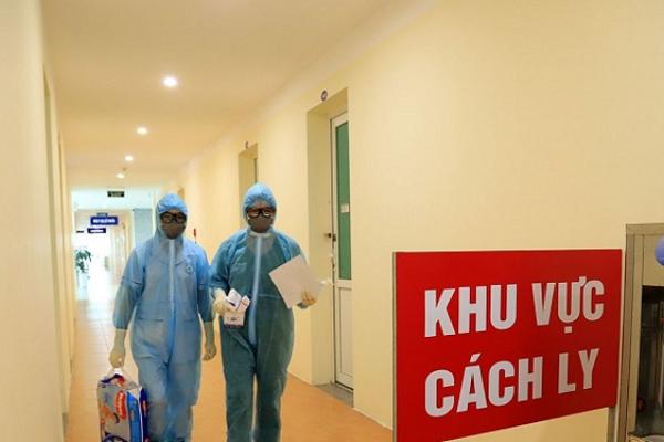 Ngày 28/10: Thêm một ca nhiễm Covid-19 từ Angola trở về